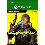 Cyberpunk 2077 - Xbox One Digital - Konzol játék