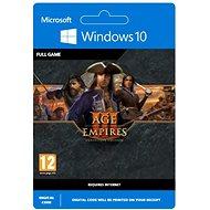 Age of Empires 3: Definitive Edition - Windows 10 Digital - PC játék