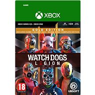 Watch Dogs Legion Gold Edition - Xbox Digital - Konzol játék