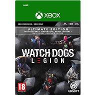 Watch Dogs Legion Ultimate Edition - Xbox Digital - Konzol játék