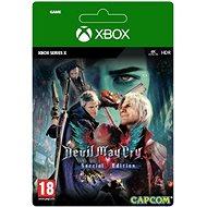 Devil May Cry 5: Special Edition - Xbox Series Digital - Konzol játék
