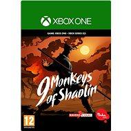 9 Monkeys of Shaolin - Xbox Digital - Konzol játék