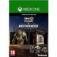 Fallout 76: Brotherhood Recruitment Bundle - Xbox Digital - Játék kiegészítő