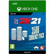 PGA Tour 2K21: 3500 Currency Pack - Xbox Digital - Játék kiegészítő