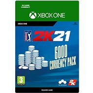 PGA Tour 2K21: 6000 Currency Pack - Xbox Digital - Játék kiegészítő