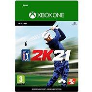 PGA Tour 2K21 - Xbox Digital - Konzol játék