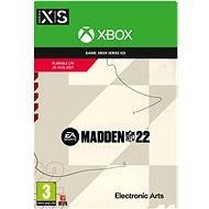 Madden NFL 22: Standard Edition (Előrendelés) - Xbox Series X|S Digital - Konzol játék