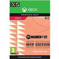 Madden NFL 22: MVP Edition (Előrendelés) - Xbox Digital - Konzol játék