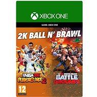 2K Ball N' Brawl - Xbox Digital - Konzol játék