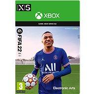 FIFA 22: Standard Edition - Xbox Series X|S Digital - Konzol játék