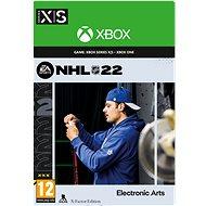 NHL 22: X-Factor Edition - Xbox Digital - Konzol játék