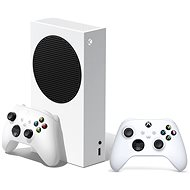 Xbox Series S + 2x Xbox Wireless Controller - Konzol