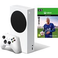 Xbox Series S + FIFA 22 - Konzol