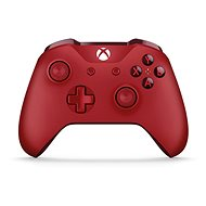 Xbox One Wireless Controller Red - Kontroller