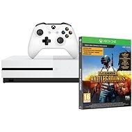 Xbox One S 1TB + Playerunknown's Battleground - Játékkonzol