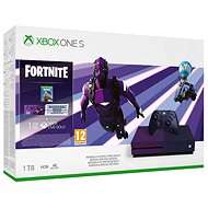 Xbox One S 1TB + Fortnite - Játékkonzol