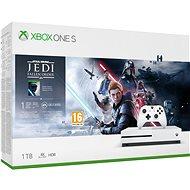 Xbox One S 1TB + Star Wars Jedi: Fallen Order - Játékkonzol