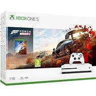 Xbox One S 1TB + Forza Horizon 4 - Játékkonzol