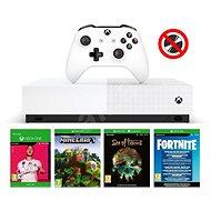 Xbox One S 1TB All-Digital + FIFA 20 - Játékkonzol