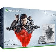Xbox One X - Gears 5 Ultimate Edition - Játékkonzol