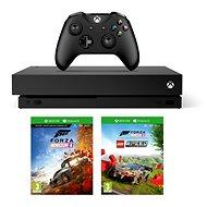 Xbox One X + Lego Forza Horizon 4 Bundle - Játékkonzol