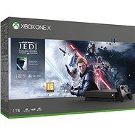 Xbox One X + Star Wars Jedi: Fallen Order - Játékkonzol