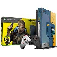 Xbox One X + Cyberpunk 2077 Limited Edition - Játékkonzol