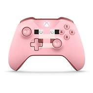 Xbox One Wireless Controller Minecraft Pig - Játékvezérlő