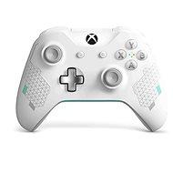 Xbox One Wireless Controller Sport White - Játékvezérlő