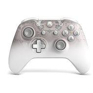 Xbox One vezeték nélküli kontroller Phantom White - Játékvezérlő