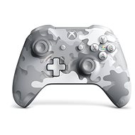 Xbox One Wireless Controller Light Grey Camo - Kontroller