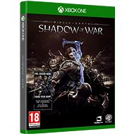 Middle-earth: Shadow of War - Xbox One - Konzol játék