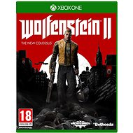 Wolfenstein II: The New Colossus - Xbox One - Konzoljáték