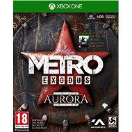 Metro: Exodus - Aurora edition - Xbox One - Konzoljáték