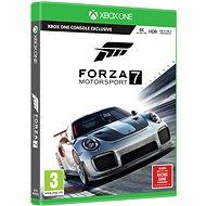 Forza Motorsport 7 - Xbox One - Konzol játék