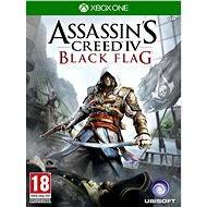 Assassins Creed IV: Black Flag - Xbox One - Konzoljáték