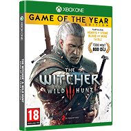 The Witcher 3: Wild Hunt Game of the Year Edition - Xbox One - Konzol játék
