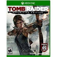 Tomb Raider: Definitive Edition - Xbox One - Konzol játék