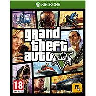 Xbox One - Grand Theft Auto V - Konzoljáték