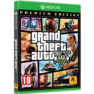 Grand Theft Auto V Premium Edition - Xbox One - Konzoljáték
