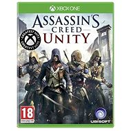 Assassins Creed: Unity - Xbox One - Konzol játék