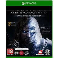 Middle Earth: Shadow Of Mordor Game of The Year Edition - Xbox One - Konzoljáték