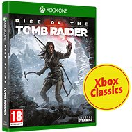 Rise of the Tomb Raider - Xbox One - Konzoljáték