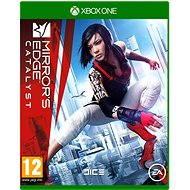 Tükör Edge Catalyst - Xbox One - Konzol játék
