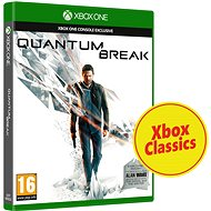 Xbox One - Quantum Break - Konzoljáték
