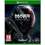 Mass Effect Andromeda - Xbox One - Konzol játék