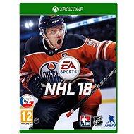 NHL 18 - Xbox One - Konzoljáték