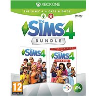 The Sims 4: Macskák és Kutyák (teljes játék + bővítmény) - Xbox One - Konzoljáték
