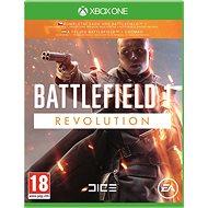 Battlefield 1 Revolution - Xbox One - Konzol játék