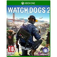Watch Dogs 2 - Xbox One - Konzoljáték